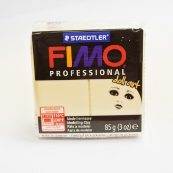 FIMO professional doll art. 432 (rose/розовый), 85 гр